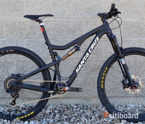 2015 SANTA CRUZ 5010 C CARBON FÄRDIG MOUNTAIN BIKE