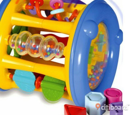 Roll Around Shape Sorter