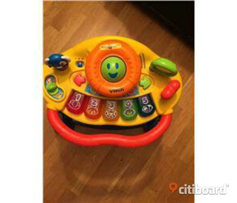 Vtech Grow and go walker play2 learn/​lära gå vagn