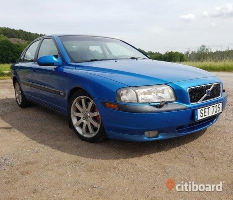 Volvo S80 2.4T Limited Edition Nr.500