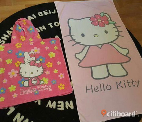Hello Kitty badlakan
