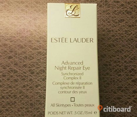 Esée Lauder Advanced Night-Repair Eye Synchronized Complex II Kräm /​ smink.