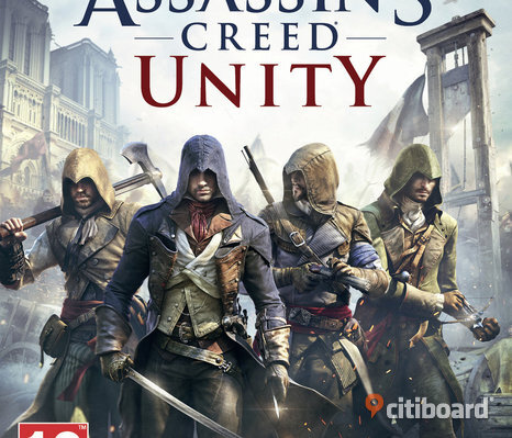 Assassins Creed Unity Xbox One spel HELA SVERIGE