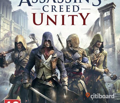 Assassins Creed Unity Xbox One spel HELA SVERIGE