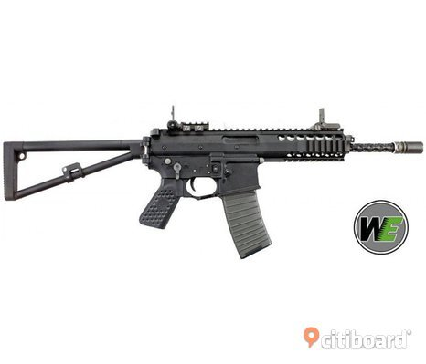 WE PDW Gbbr airsoft