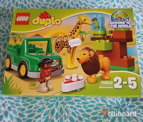 "Lego duplo ""Around the world """