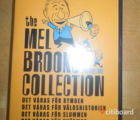 Mel Brooks box (4 filmer)