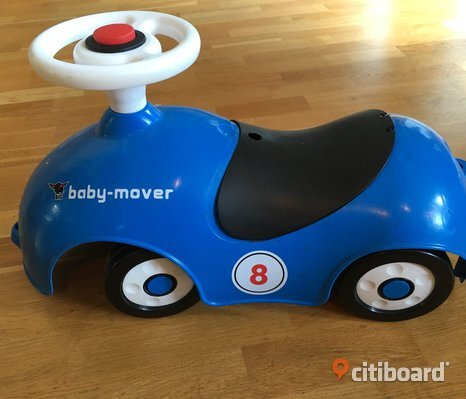 Baby mover bil