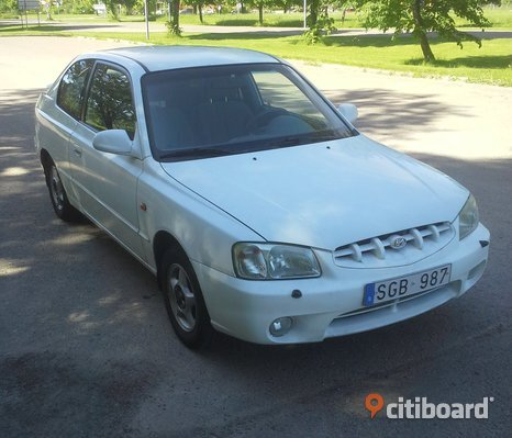 12900 MIL-Hyundai accent 3-d cupe