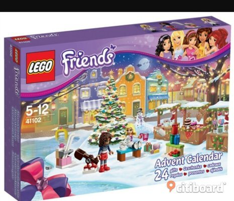 Adventskalender Lego friends