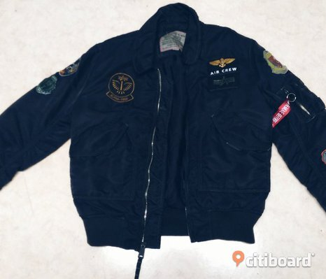 Alpha Industries Limited Edition Bomberjacka