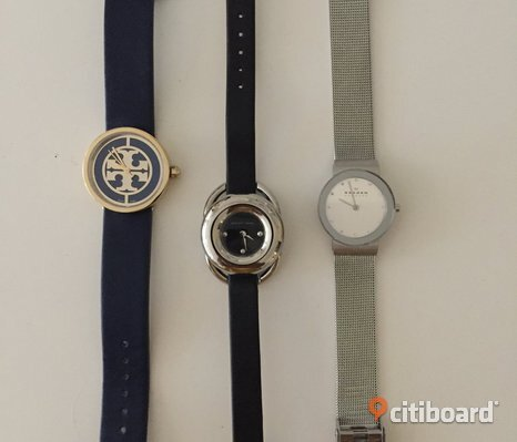 Marc jacobs , Tory burch & skagen