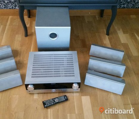 Surround system Andersson