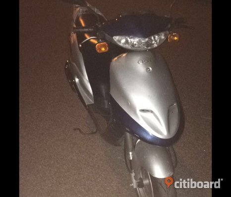 Moped TGB akros tec klass 2
