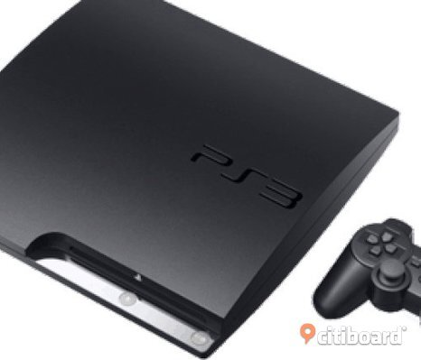 Playstation 3 slim + spel