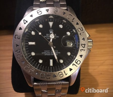 Rolex yatchmaster 1980 talare AUTOMATIC