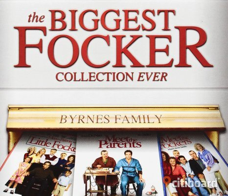 Ny The Biggest Focker Collection Ever