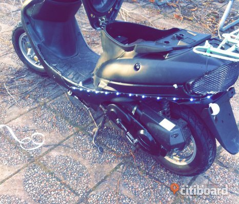 Moped 50 cc