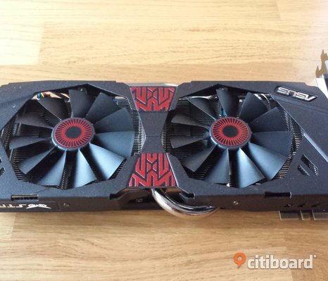 Asus GeForce GTX 980 Strix DirectCU II OC HDMI 3xDP 4GB