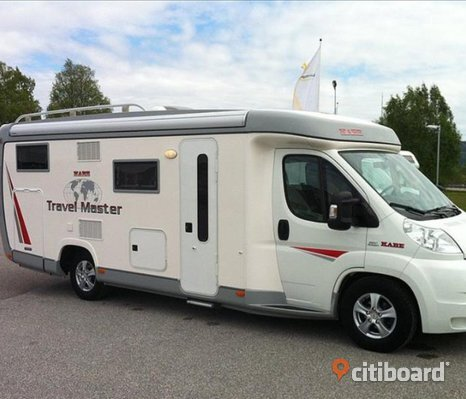 Kabe Travel Master 2007 5100 Mil