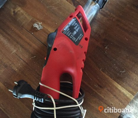 Black and decker varmluftspistol KX1682