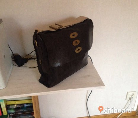 Mulberry leather Brynmore Messenger Bag