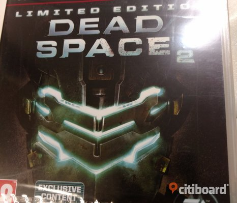 Dead Space 2 - Limited Edition PS3, inplastad