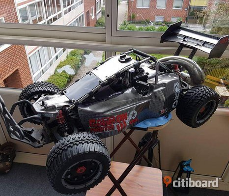 Realy carbon fighter 3 bensin 1:6