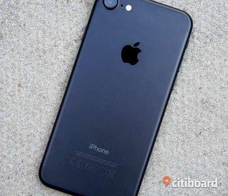 Iphone 7 128GB svart