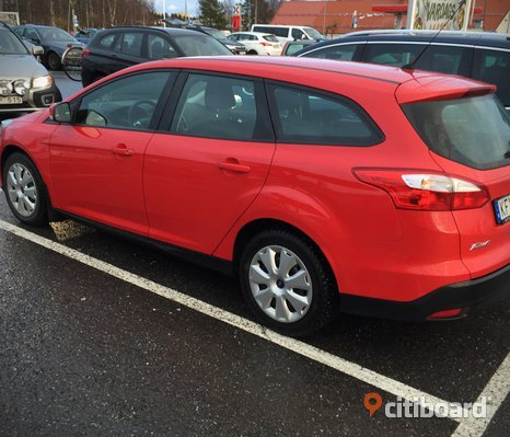 Ford Focus Hgv-12