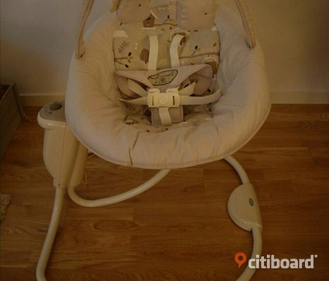 Graco swing and snuggle