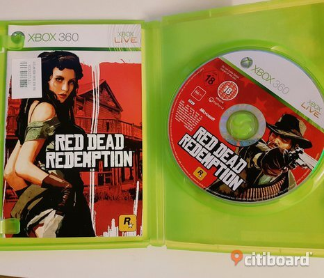 Red dead redemption xbox 360 /​ xbox one