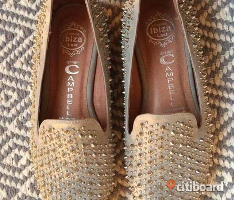 Nya Jeffrey Campbell loafers