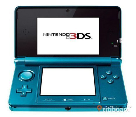 Nintendo 3DS köpes