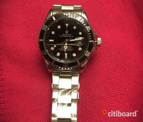 Rolex submariner men klocka