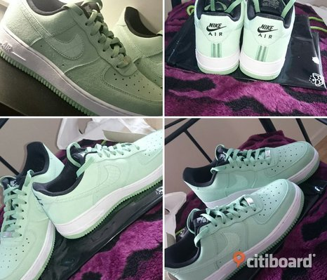 Air force 1,07 low green