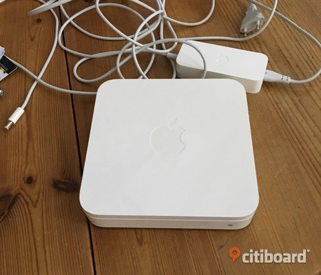 apple airport extreme 4th gen.