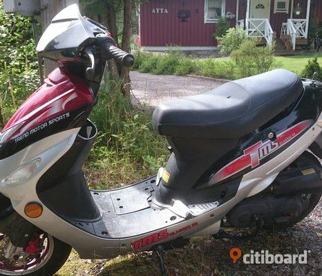 Moped Classic 50 TMS