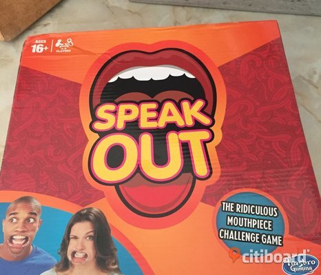 Speak out (eng)