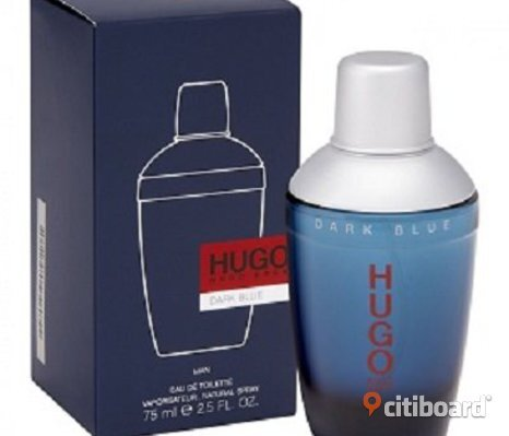 HUGO BOSS DARK BLUE, EDT 75ml FOR MEN.