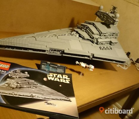 Lego Star Wars 10030 Imperial star destroyer