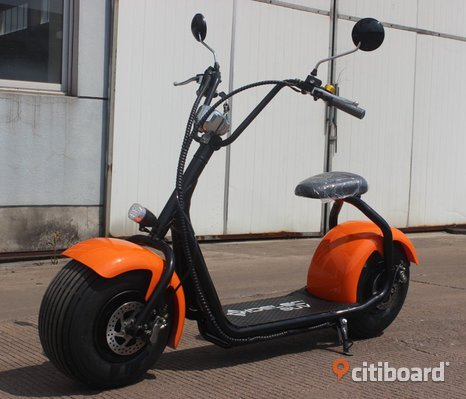 "18"" Harley El Scooter ** OFF SEASON REA PRIS - 2 kvar"