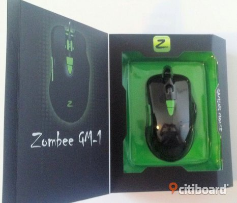 Gaming mouse zombee gm-1