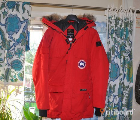 CANADA GOOSE EXPEDITION PARKA HERR strl L/​XL