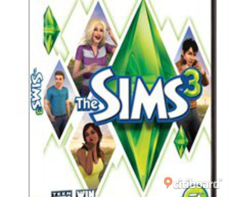 Söker the sims 3 expansioner!