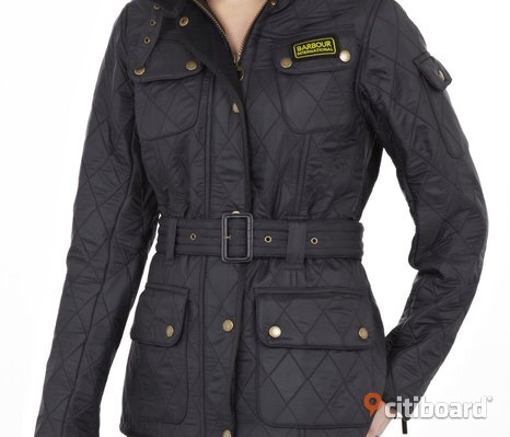 Barbour dam jacka.