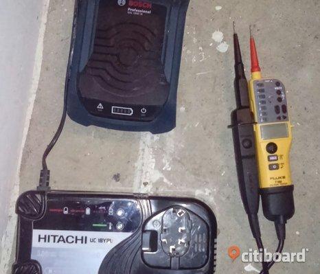 Hitachi Bosch Fluke