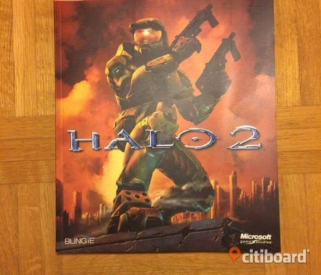 Halo 2 Xbox Official Guide