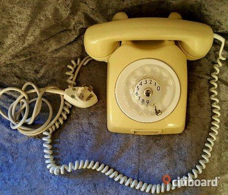 Antik / Retro telefon. fullt fungerande!!