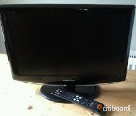 """Samsung LE19R86BD 19"""" LCD TV + Boxer CA-Modul, Viaccess med MPEG4"""